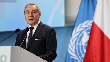 Minister środowiska: gnijące drzewa w Puszczy Białowieskiej też powodują emisję CO2