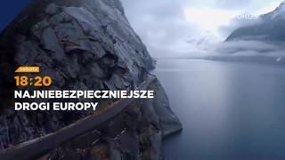 Najniebezpieczniejsze <br> drogi Europy