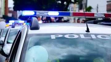 Nożownik ranił policjantkę. Strzelanina podczas zatrzymania