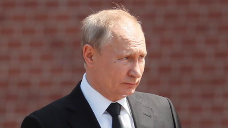 Putin weźmie udział w uroczystości zamknięcia Igrzysk Europejskich
