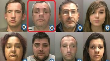 Policja ujęła handlarza ludźmi z Wielkiej Brytanii. Polak z wyrokiem ukrywał się we Włocławku