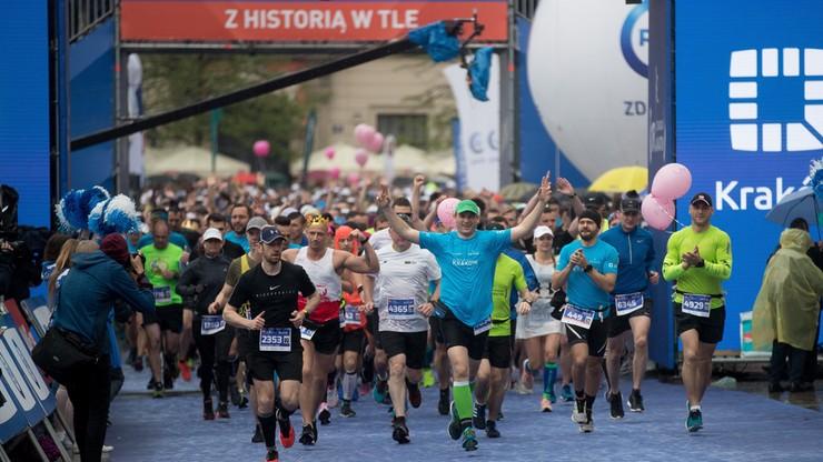 PZU Cracovia Maraton: Kenijczyk Kotut i Ukrainka Chapilina pobili rekordy trasy