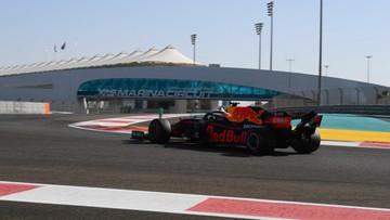 Formuła 1: Max Verstappen z pole position w Abu Zabi