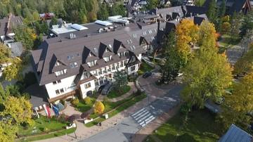 Para znanych zakopiańskich hotelarzy, Małgorzata Ch. i Grzegorz K., zatrzymana