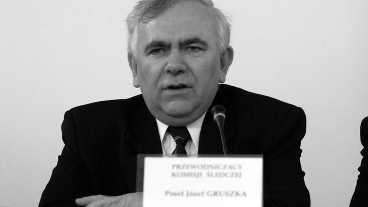 Zmarł Józef Gruszka, wieloletni poseł na Sejm z PSL