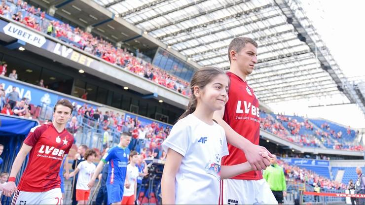 Porażka Wisły Kraków z beniaminkiem Fortuna 1 Ligi