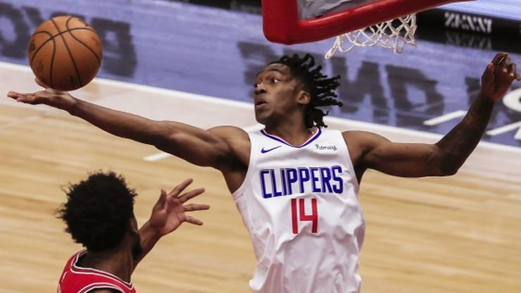 NBA: Utah Jazz grają koncertowo. Osłabieni Los Angeles Clippers bez szans