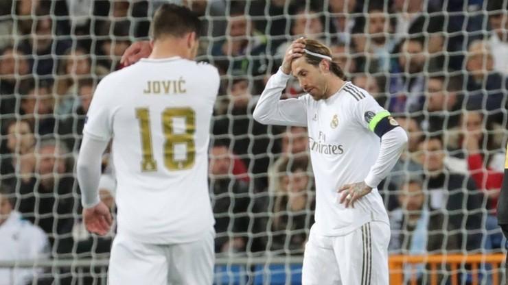 Piłkarze Realu Madryt zgodzili się na obniżkę wynagrodzenia