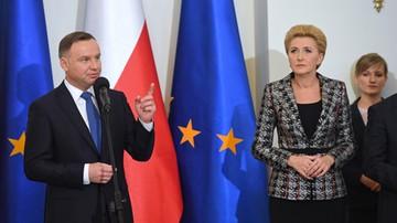 Prezydent podpisał ustawę mającą zabezpieczyć interesy Polaków w razie twardego brexitu