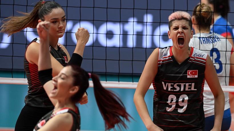 ME siatkarek: Turcja - Serbia na żywo