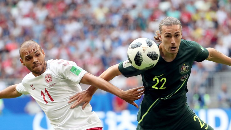 MŚ 2018. Duńskie media: Mecz z Peru to był niewypał