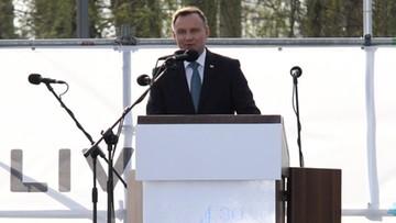Prezydent Duda: niech nikt nigdy więcej nie podniesie ręki na naród żydowski