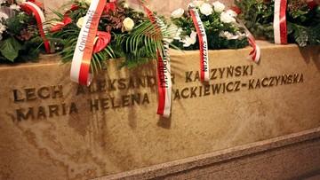 Ponowny pochówek Lecha i Marii Kaczyńskich w piątek o godz. 19