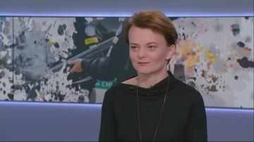 Emilewicz: nie mam żadnego związku z Poznaniem; kandyduję ze stolicy polskiej przedsiębiorczości