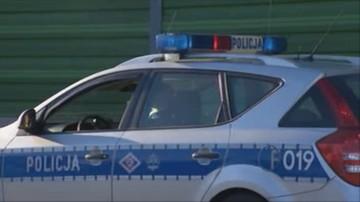 Napastnik, który zaatakował nożem policjanta w Tarnowie, nadal poszukiwany