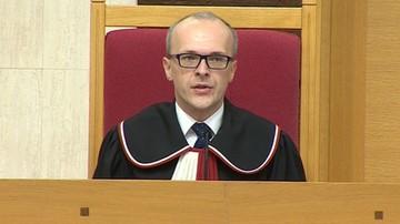 TK: dwóch sędziów wybrano niekonstytucyjnie, trzech - konstytucyjnie