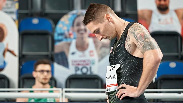 Halowy mistrz świata Jakub Krzewina zawieszony przez POLADA