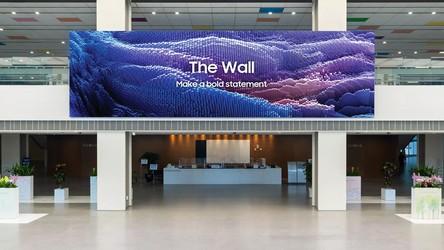 Nowy telewizor The Wall od Samsunga ma przekątną ponad 1000 cali