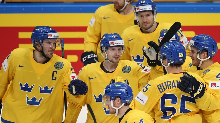 PŚ w hokeju: Szwecja awansowała do półfinału