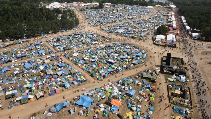 Ponad 100 tys. ludzi przyjechało do Kostrzyna nad Odrą. Rozpoczął się Pol'and'Rock Festival