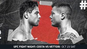 UFC Vegas 41: Paulo Costa - Marvin Vettori. Transmisja TV i stream online