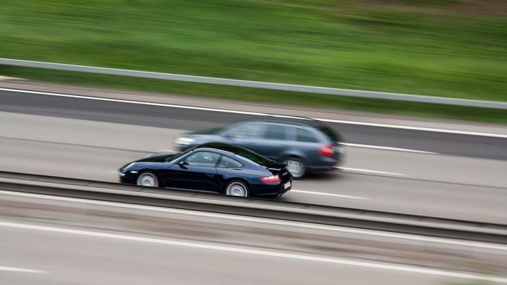 Zapłaci 120 tysięcy euro za przekroczenie prędkości