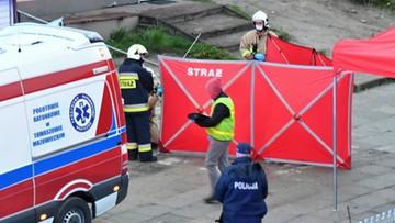 Nowe informacje ws. ataku nożownika w Brzezinach. Jedna osoba nie żyje
