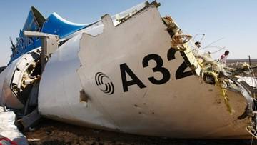 Ostatnie 7 sekund lotu airbusa. Egipt wyśle nagranie za granicę