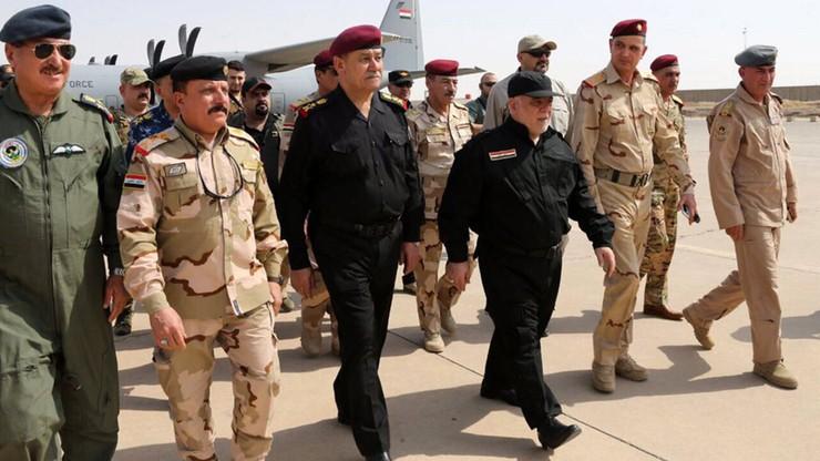 """""""Koniec, porażka i upadek terrorystycznego pseudopaństwa"""". Premier Iraku oficjalnie ogłosił wyzwolenie Mosulu"""