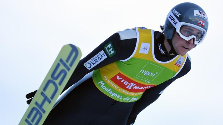 Letnie GP w kombinacji: Riiber znów wygrał, Polacy daleko