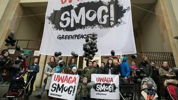 Będzie nowy minister - do walki ze smogiem. Szyszko zaniepokojony pogłoskami o likwidacji resortu środowiska