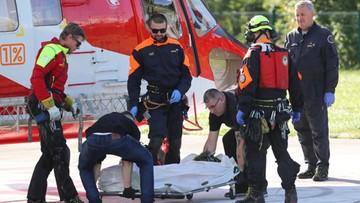 Prokuratura zleciła sekcję zwłok ciał grotołazów wyciągniętych z Jaskini Wielkiej Śnieżnej w Tatrach