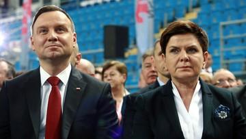CBOS: Polacy najbardziej ufają prezydentowi, premier i Kukizowi