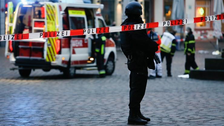 Niemcy: atak na deptaku w Trewirze. Nowe informacje o kierowcy, który wjechał w pieszych