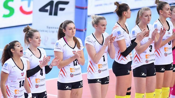 Puchar CEV: Developres SkyRes Rzeszów – ASPTT Mulhouse. Transmisja w Polsacie Sport News