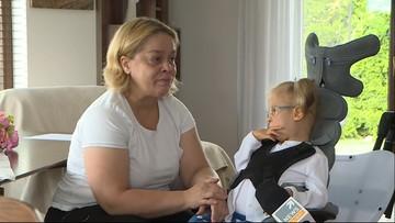 Maja czekała na komunikator. Złodzieje zaprzepaścili jej szansę na kontakt z mamą