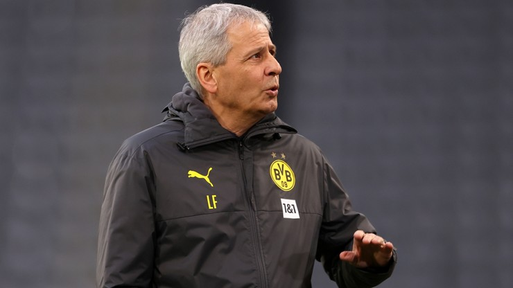 """Bild"": Lucien Favre zwolniony z funkcji trenera Borussii Dortmund"