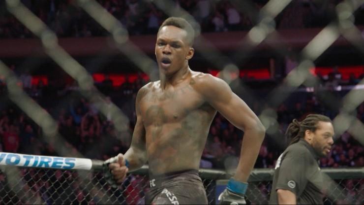 UFC 263: Israel Adesanya - Marvin Vettori 2. Karta walk