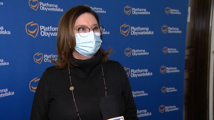 Stanowisko PO ws. aborcji. Małgorzata Kidawa-Błońska: Rozważamy czwartą przesłankę