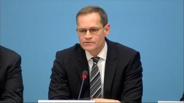 Szef niemieckiego MSW: podejrzany nie przyznaje się do winy