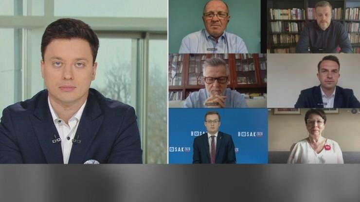"""""""To się dzieje na własną prośbę rządzących"""". Szłapka o sytuacji w woj. śląskim"""