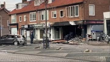 Kolejna eksplozja w sklepie z polskimi produktami w Holandii