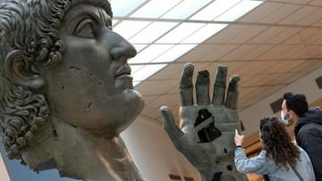 Po 500 latach odnalazł się palec wskazujący rzymskiej rzeźby