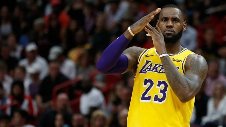 NBA: Lakers zwolnili trenera