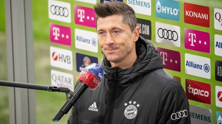 Lewandowski nie zagra w rewanżu w PSG!