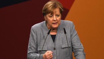 """Merkel nie rezygnuje z """"uczciwego"""" podziału uchodźców w UE"""