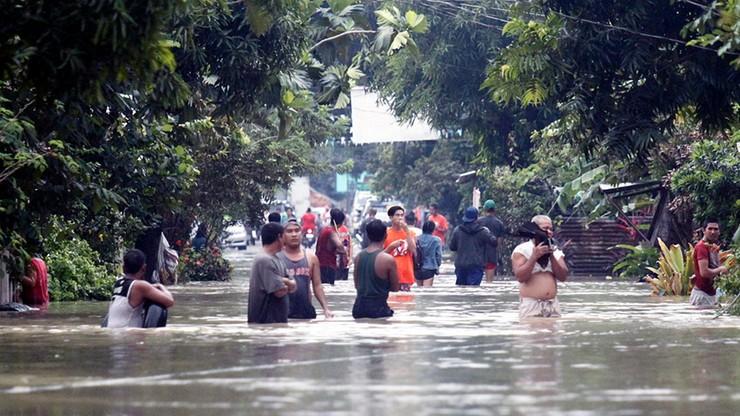 Filipiny: już ponad 120 ofiar śmiertelnych burzy Usman