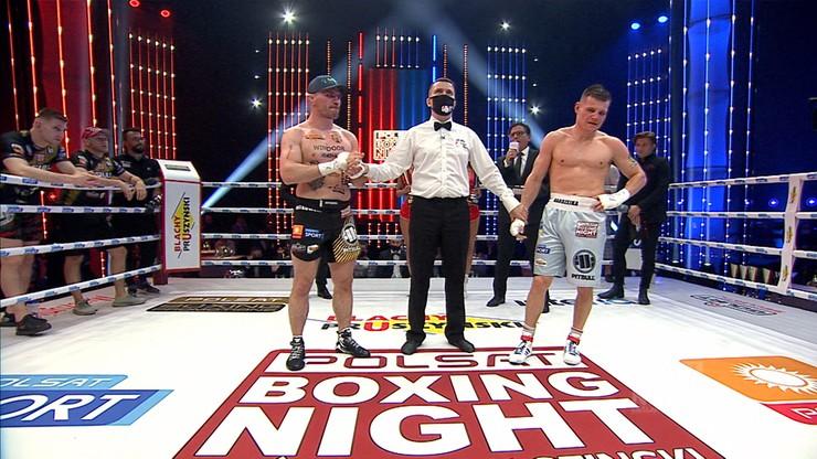Polsat Boxing Night 10: Porażka Rutkowskiego na otwarcie gali