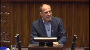 Kukiz zaapelował do prezydenta o zawetowanie ustawy o tzw. sieci szpitali