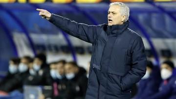 Jose Mourinho: Po meczu poszedłem do szatni Dinama Zagrzeb